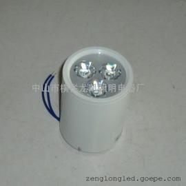 3W固定筒灯 LED筒灯 室内照明灯 装饰灯