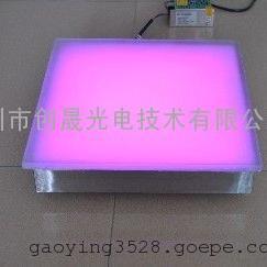 LED七彩地砖灯、LED发光地砖灯
