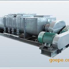 双轴加湿搅拌机、加湿搅拌机、JS加湿搅拌卸灰机