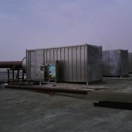 肥料厂污泥除臭