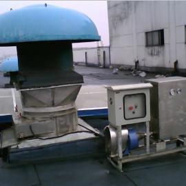 工业污水除臭