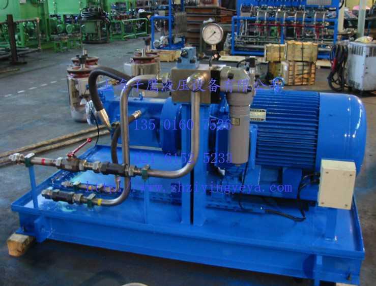 上海液压油缸试验台生产公司图片