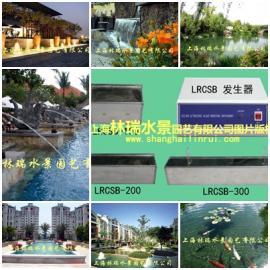 景观湖水净化_超声波控藻产品