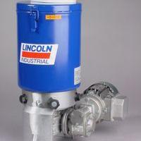 林肯P205电动润滑泵