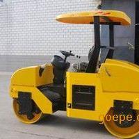 批发价3吨双钢轮振动压路机 3吨双轮柴油压路机