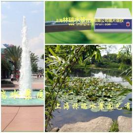 景观小溪水处理_超声波除藻设备