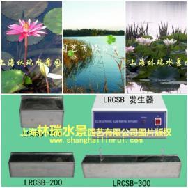 生态水处理系统_超声波除藻设备