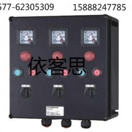 防爆防腐控制箱BXK8050-A B C D K  WF2