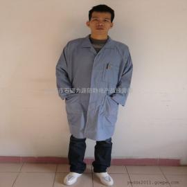 厂家直销防静电大褂、防静电衣服、防静电分体服。