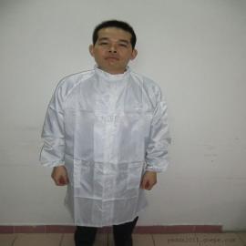厂家批发防静电大褂、防静电衣服、静电服。
