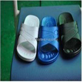 防静电SPU拖鞋|防静电人造革PU凉鞋| 防静电鞋。