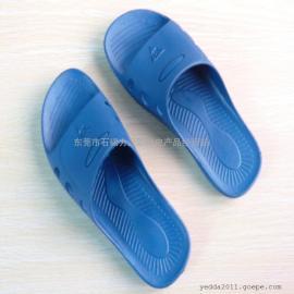 厂家热销防静电PU拖鞋|防静电皮拖鞋|防静电鞋。