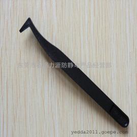 供应防静电弯头塑胶镊子、防静电可换头金属镊子。