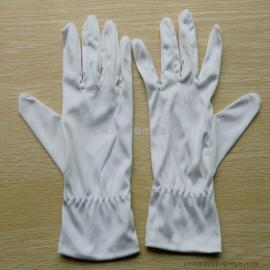 防静电无尘布手套、超细纤维手套、钟表手套、礼仪手套