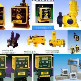 美国米顿罗计量泵C系列 米顿罗电磁泵B系列