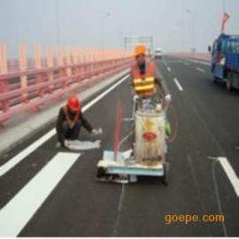 【北京泊门房划线-划车位号】北京路途划线-热熔划线漆