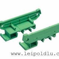 塑料PCB导轨/72mm模组架(单插槽、配挡板)