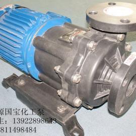 MPX系列国宝驱动化工磁力泵