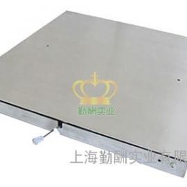 防水5月促销(1.5*2)不钢钢双层电子地磅
