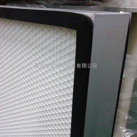 厂家直销主推高效无隔板空气过滤器,高效过滤器,高效滤网