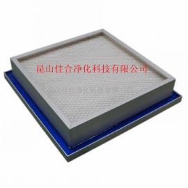 厂家直销供应成都高效无隔板液槽滤网,液槽式高效过滤器