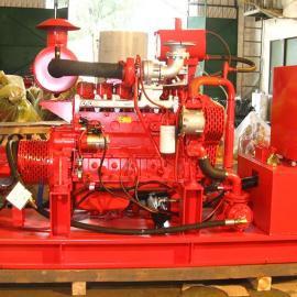 消防泵管道设计原理
