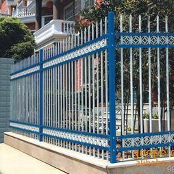 滨海锌钢栅栏,滨海栅栏厂家,滨海热镀锌护栏