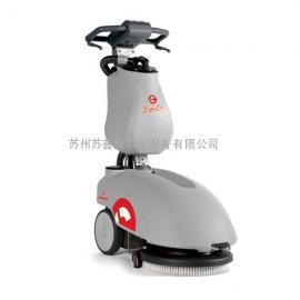 【常州提供新型便携式小型手推式洗地机】