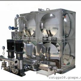 贵州箱式无负压供水设备别名智能化箱式泵站