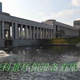 酒店河流湖泊水处理喷泉曝气机