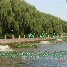 人工湖泊水处理、景观水处理设备