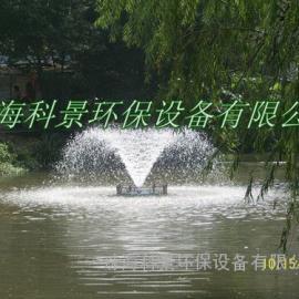 公园园林水景景观水处理设备提水式曝气机