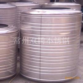 促销1吨304不锈钢圆柱形冷水箱浴室专用储水罐