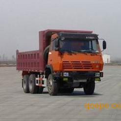货箱6米斯太尔自卸车价格