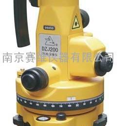精益求精苏一光DZJ200激光垂准仪