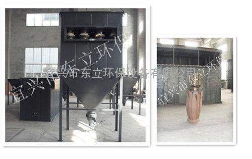 东立陶瓷多管除尘器