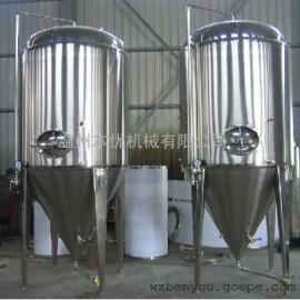温州本优啤酒发酵罐