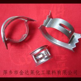 不锈钢矩鞍环填料