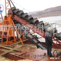 挖沙船 朝鲜挖沙船 挖沙船出口 挖沙船定制与加工