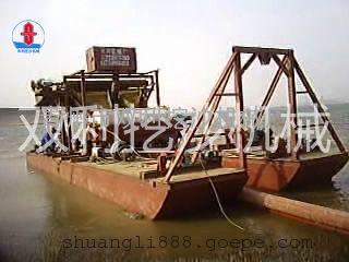 河南强磁板选铁船河南河北山西吸铁船是什么样的吸铁船什么种类