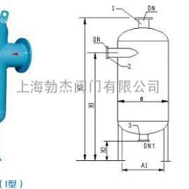 水砂分离器 砂水分离器价格 除砂器锥形结构