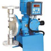 千世KDV-A隔膜式计量泵(4~20mA自动控制)