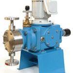 韩国千世KH系列液压隔膜式计量泵