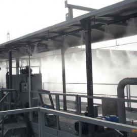 车间喷雾除尘设备