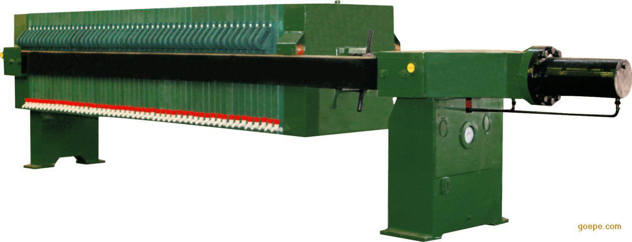 液压压紧,自动保压,板框式压滤机图片