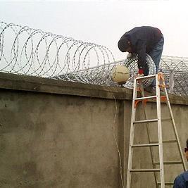 四川围墙防盗网 小区防盗网 防盗设施