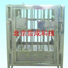 厂家供应全不锈钢狗笼现货价格