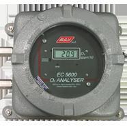 EC9600微量氧气防爆分析仪