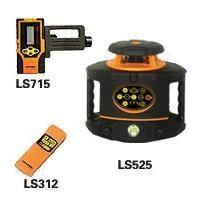 莱赛LS525/LSG525全自动安平旋转激光仪器厂家