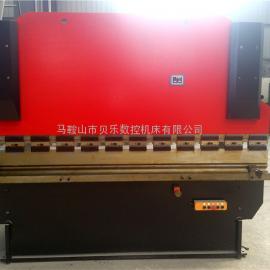 WF67Y-100T/3200液压板料折弯机  上传动折弯机